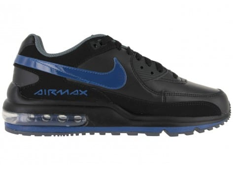 best sneakers popular stores classic Nike Air Max Ltd Ii Noire Bleue - Chaussures Baskets homme - Chausport