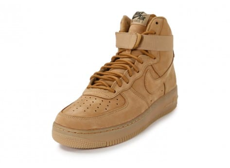 Chaussures Nike Air Force 1 High '07 LV8 Flax vue avant