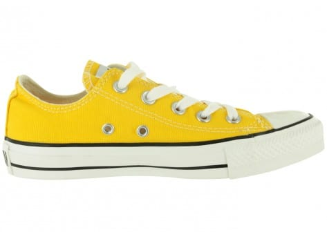 Converse Chuck Taylor All Star jaune - Chaussures Chaussures ...