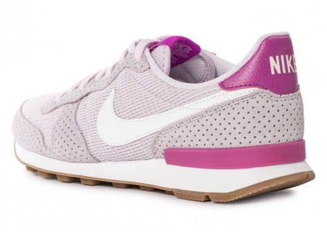 uk availability bfec5 e1f6f ... Chaussures Nike Internationalist Bleached Lilac vue avant ...
