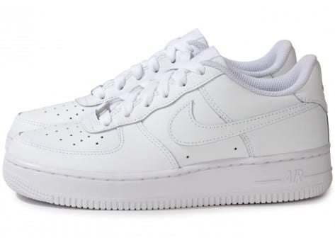 baskets air force 1 blanche