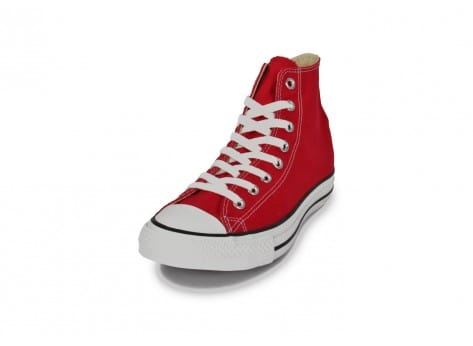 Chaussures Converse Chuck Taylor All-star Hi Rouge vue avant