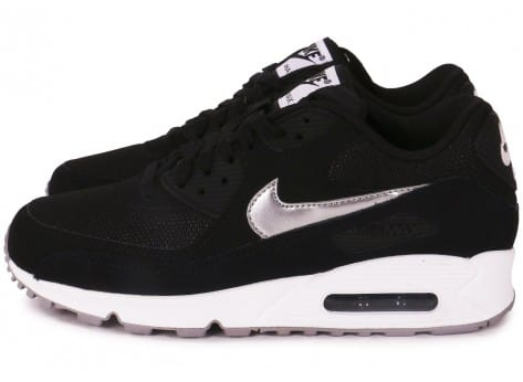 great prices performance sportswear outlet Nike Air Max 90 noir et blanc - Chaussures Baskets homme - Chausport