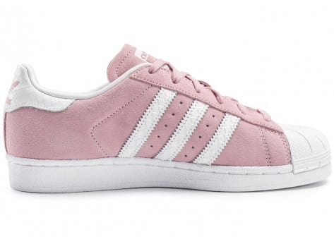 adidas superstar suede rose pale Off 59% - www.bashhguidelines.org