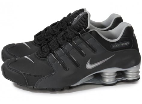 Chausport Shox Silver Homme Nz Baskets Nike Noire Chaussures 54ARjLc3qS