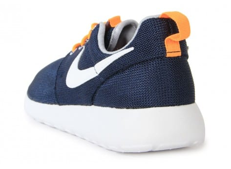 quality design d749c 8f8f8 ... avant Chaussures Nike Roshe One Obsidian vue arrière ...