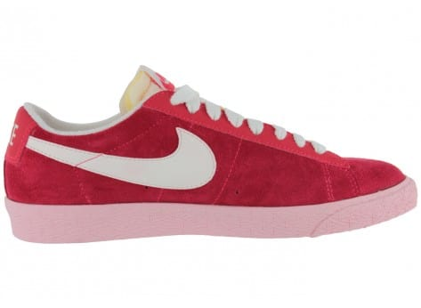 Nike Blazer Low Rouge - Chaussures Chaussures - Chausport
