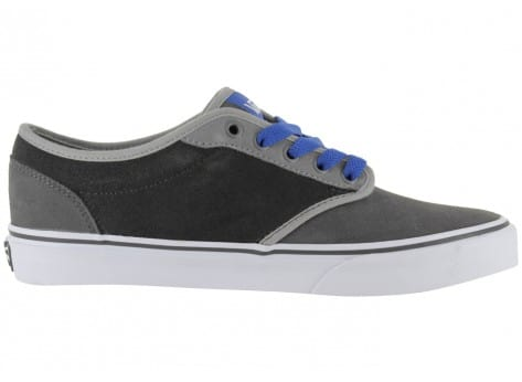 Vans Atwood Grise - Chaussures Baskets homme - Chausport
