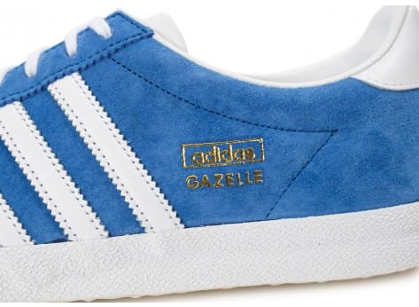 adidas gazelle og bleu ciel chaussures baskets homme chausport. Black Bedroom Furniture Sets. Home Design Ideas