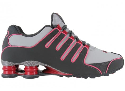 sells wholesale price retail prices Nike Shox Nz Grise - Chaussures Baskets homme - Chausport