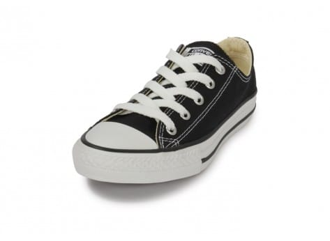 Chaussures Converse Chuck Taylor All Star low noire vue avant