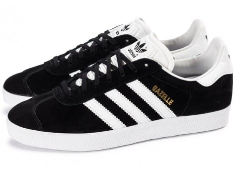 chaussures homme adidas gazelle blanche