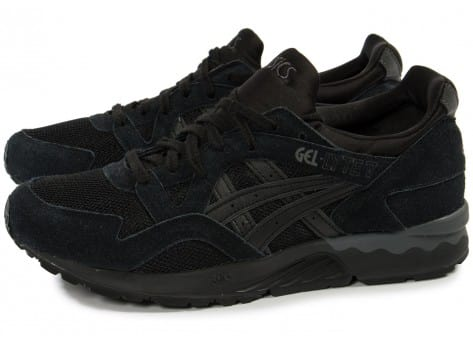 bas prix 8fe32 7d28b Asics Gel Lyte V Lights Out noire