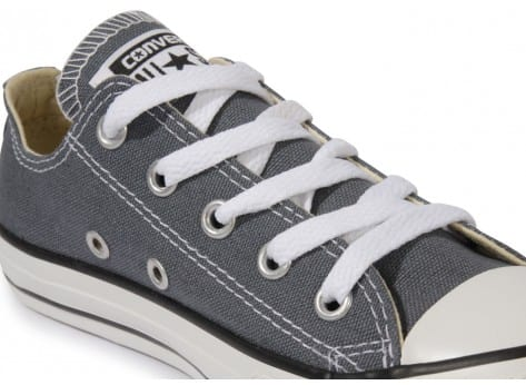 418af2b466f8c ... Chaussures Converse Chuck Taylor All Star low enfant admiral vue dessus