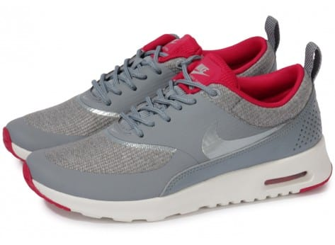 Chaussures Nike Air Max Thea Grise vue extérieure