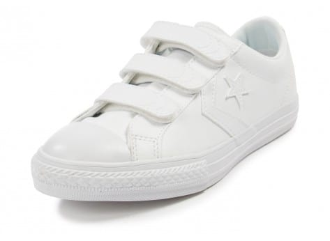 Converse Star Player Velcro Junior blanche 4.5 13 avis