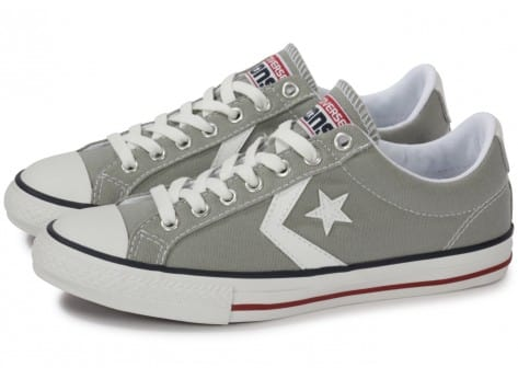 Converse Star Player Junior Grise