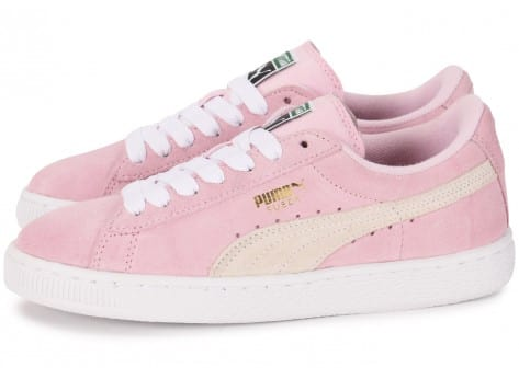Puma Suede Junior rose 4.7 124 avis
