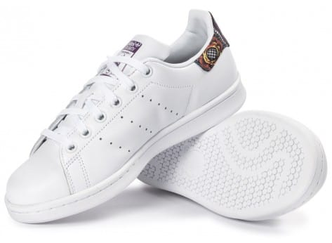 Chaussures adidas Stan Smith W Flower vue intérieure