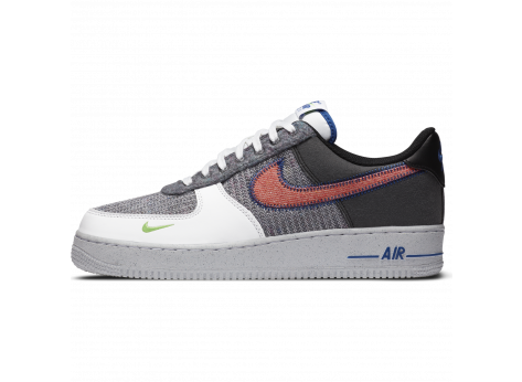 Nike Air Force 1 Crater Recycled Jerseys - Chaussures Baskets ...