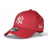 Casquettes New Era Casquette New York Yankees Essential Corail 9Forty