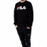 Sweat Fila Sweat Classic Logo noire mixte