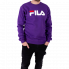 Sweat Fila Sweat Classic Logo violet mixte