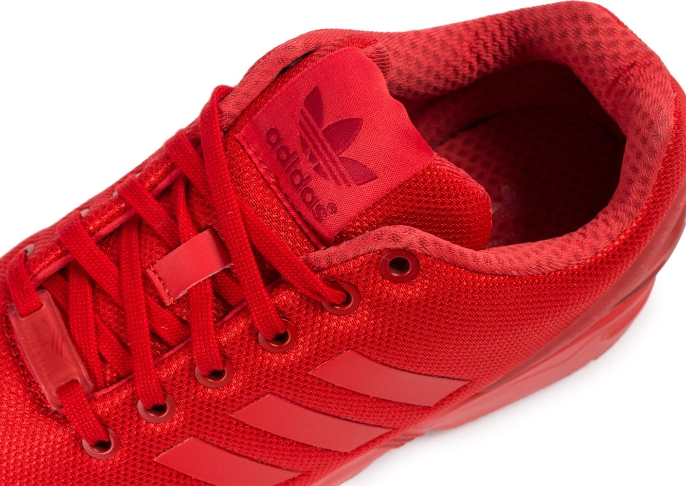 Homme Rouge Chaussures Chausport Baskets Flux Zx Adidas q1wCAA