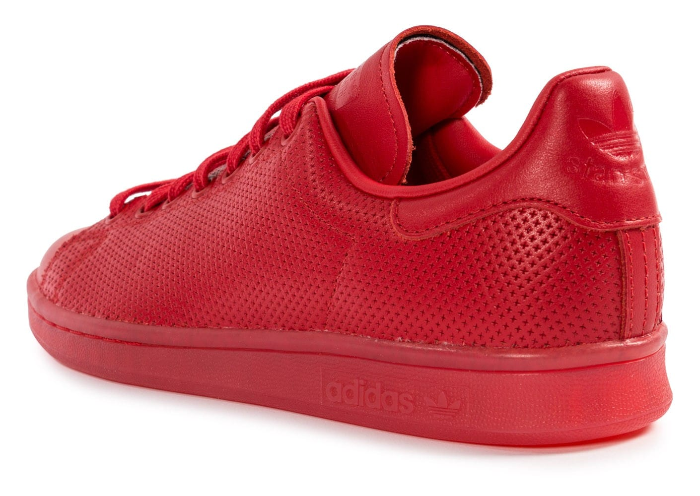 adidas Stan Smith Adicolor W rouge Chaussures adidas