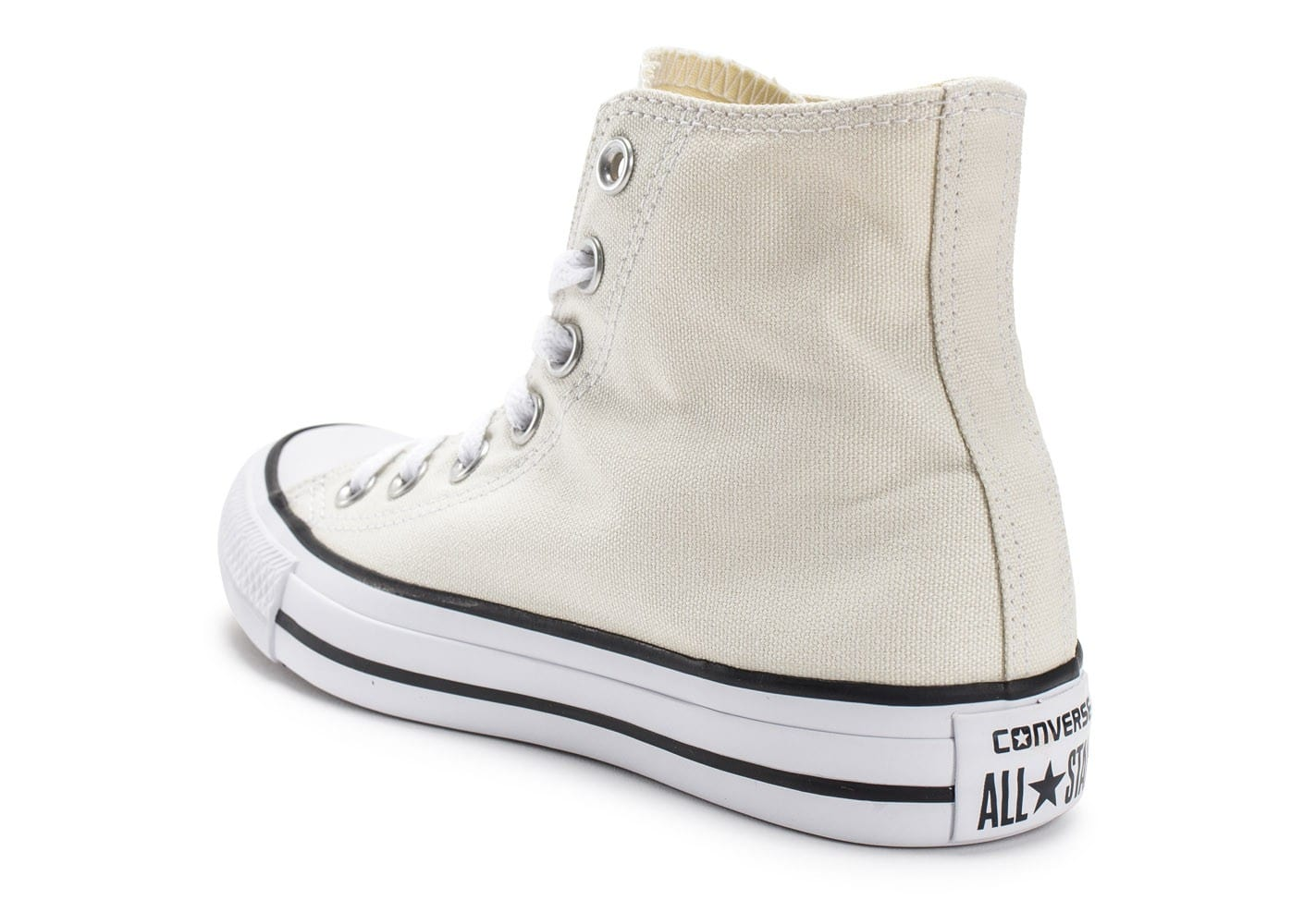 converse all star montante beige