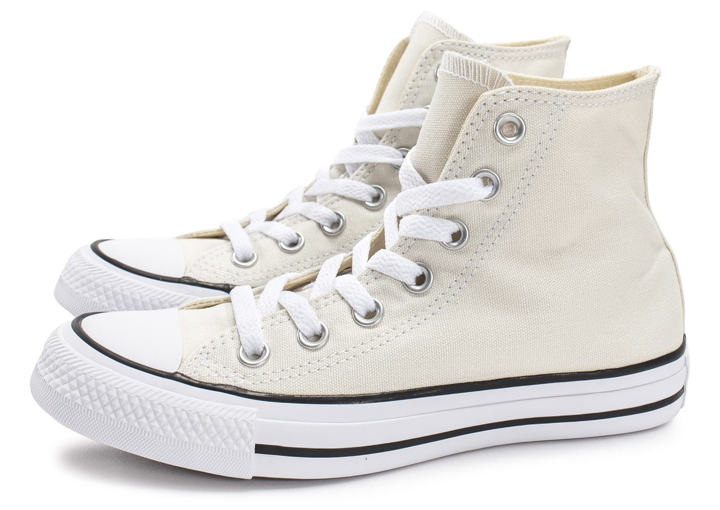 Converse - Chuck Taylor All Star - Bottines montantes - Beige