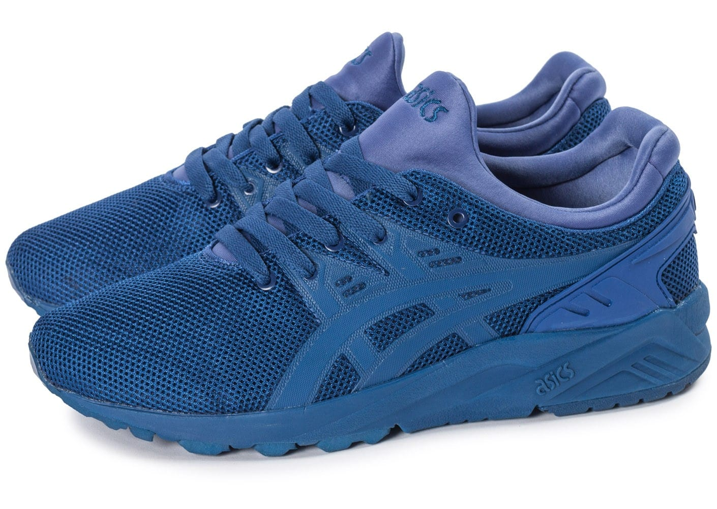 Chaussures Asics Gel bleues homme