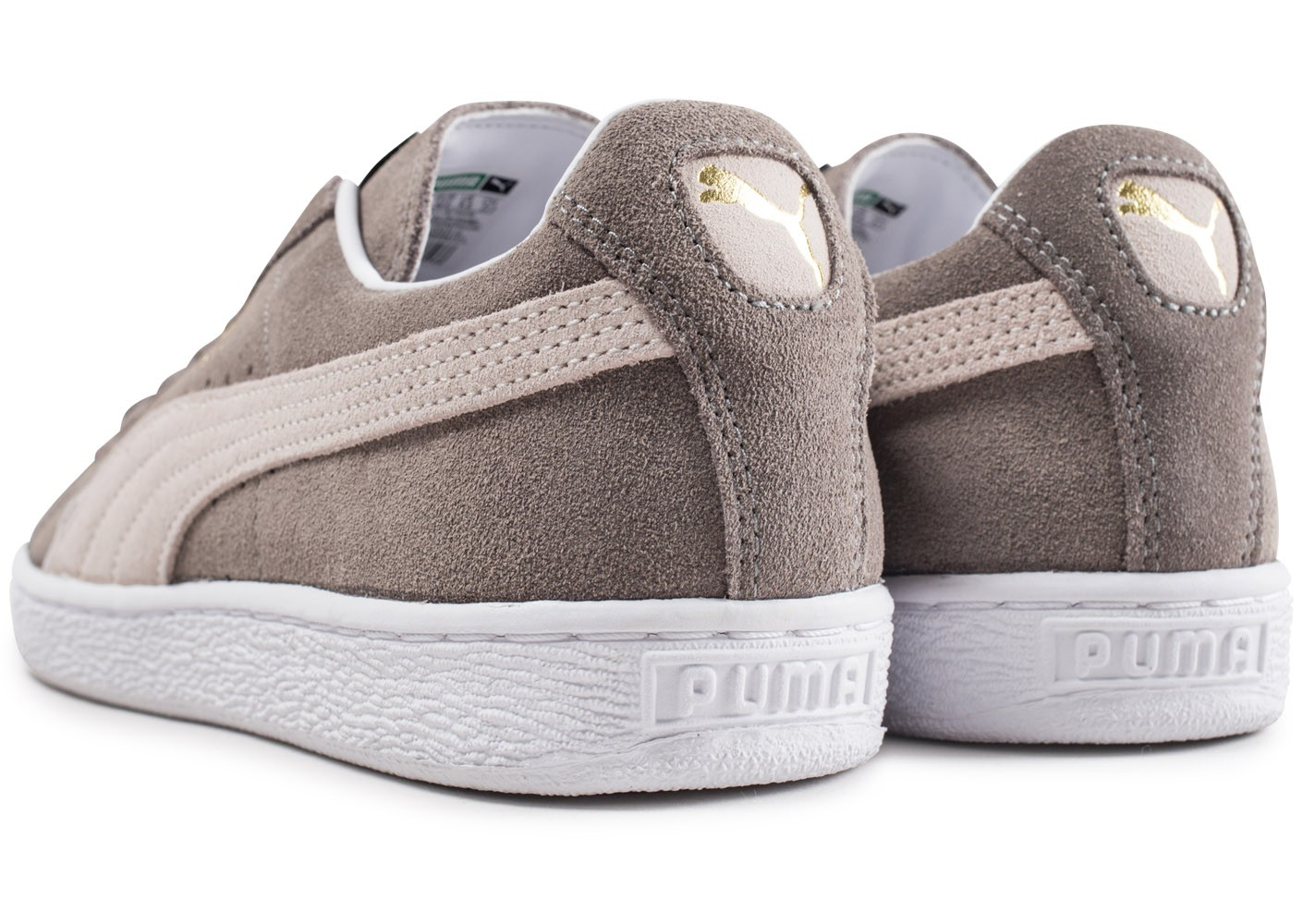 Puma Chaussures Chausport Suede Homme Grise Classic Baskets vmyn0w8ON