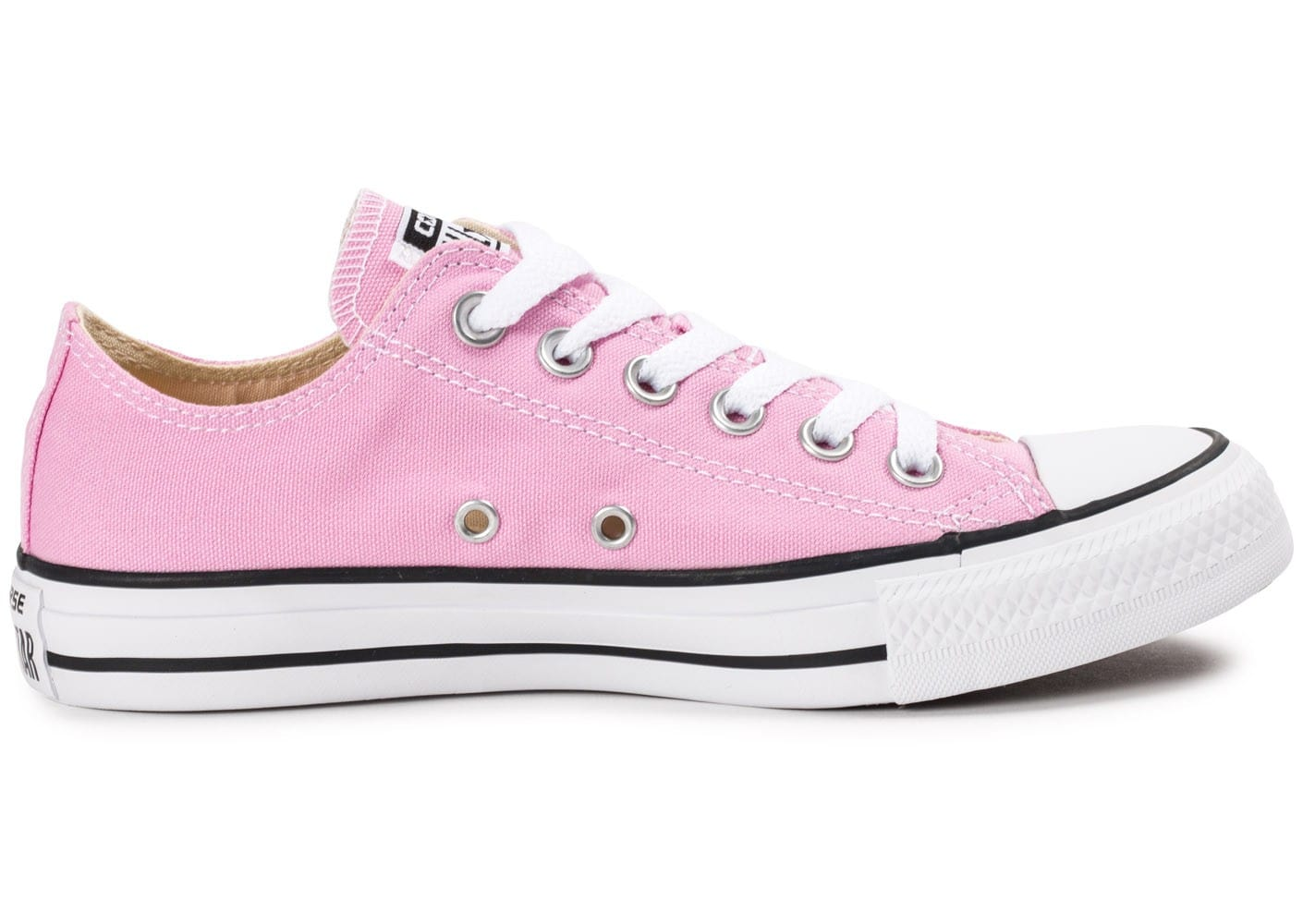 Converse Chuck Taylor All Star Low rose Chaussures
