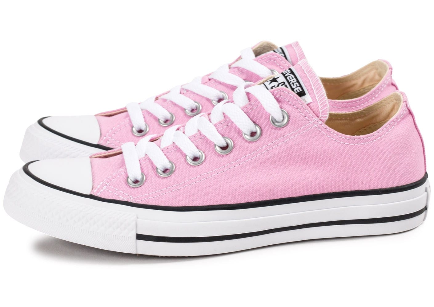 Converse Chuck Taylor All Star low rose - Chaussures Baskets ...