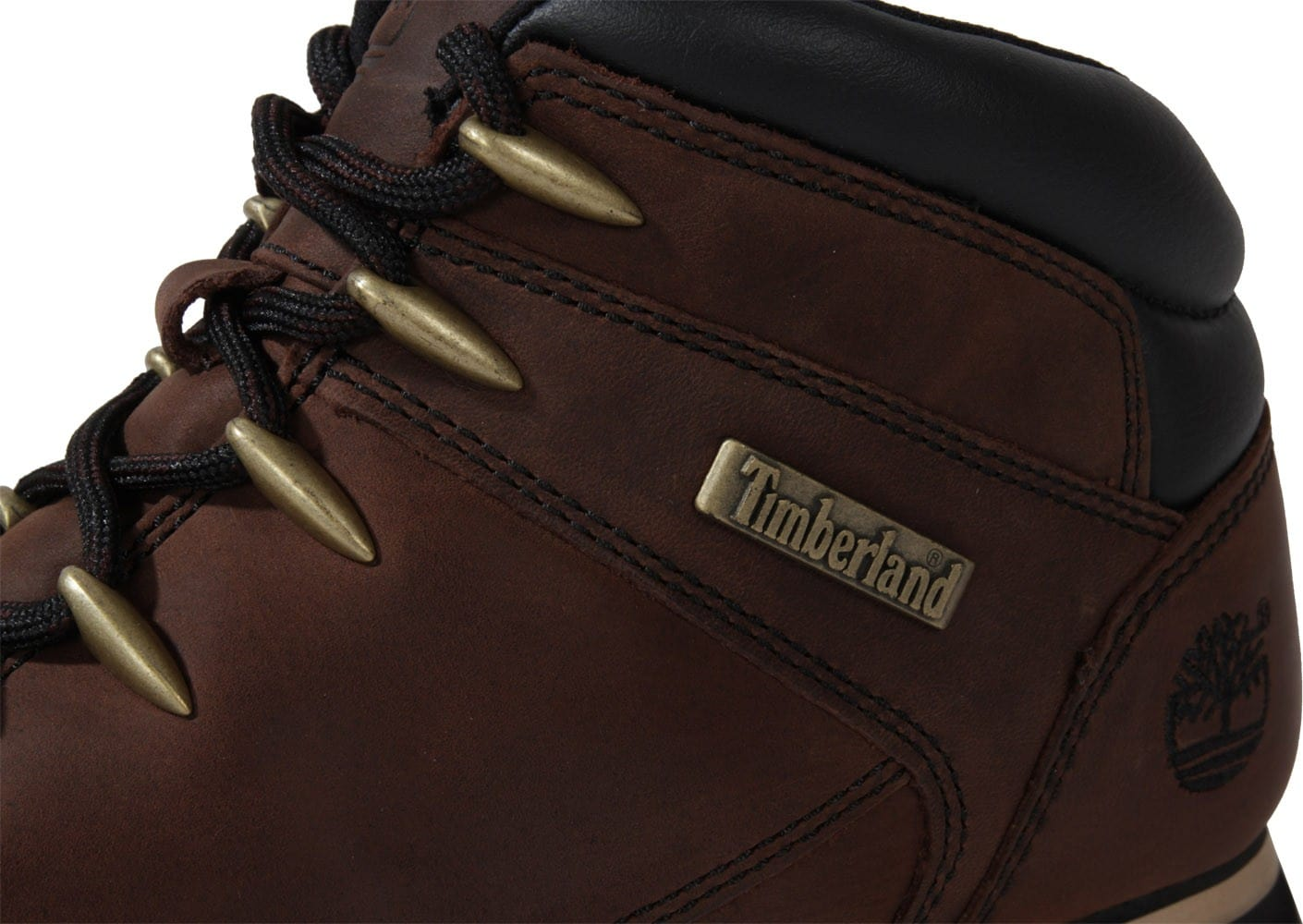 timberland noir or homme