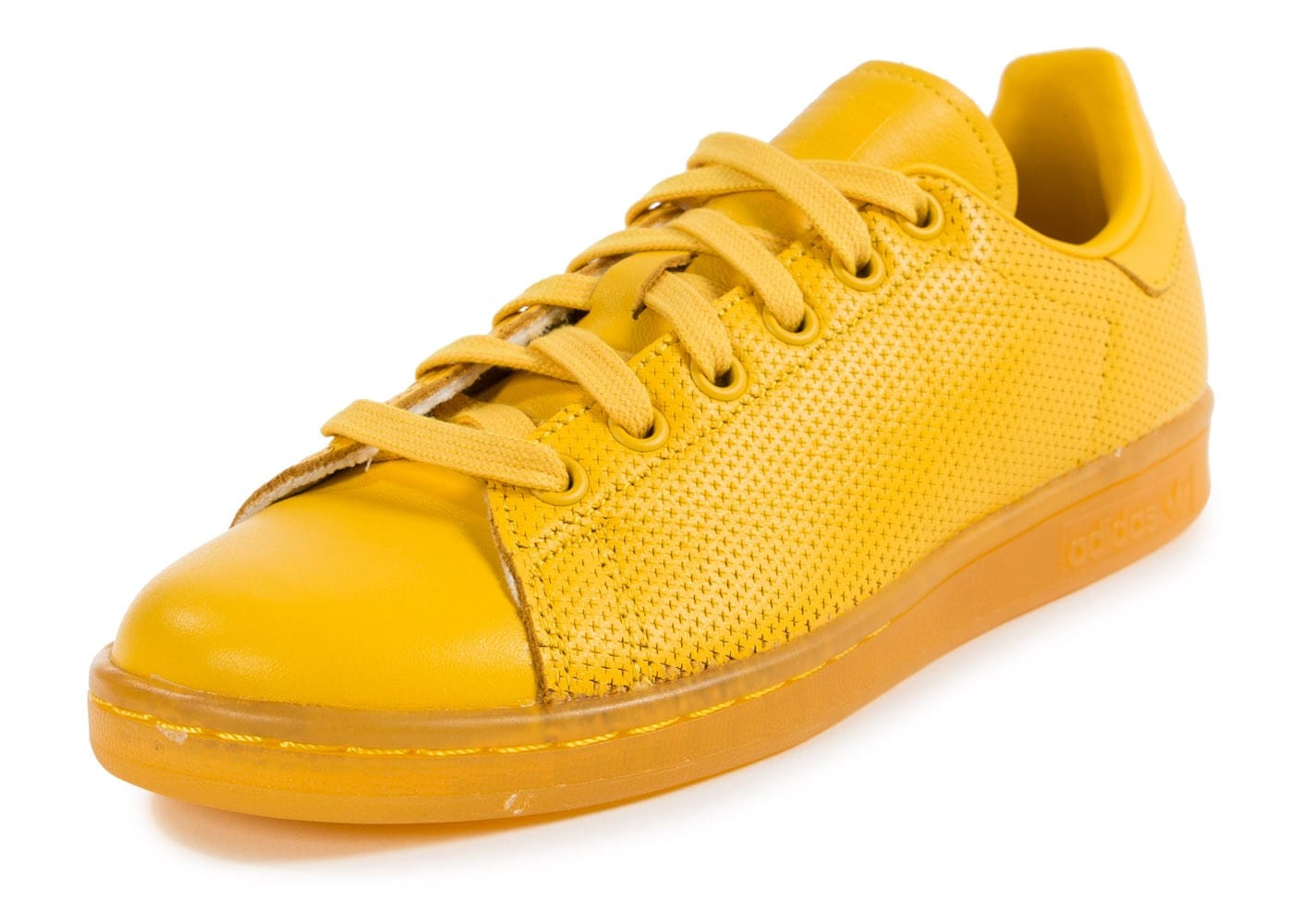 best sneakers df853 a7834 ... Chaussures adidas Stan Smith Adicolor W jaune vue arrière ...