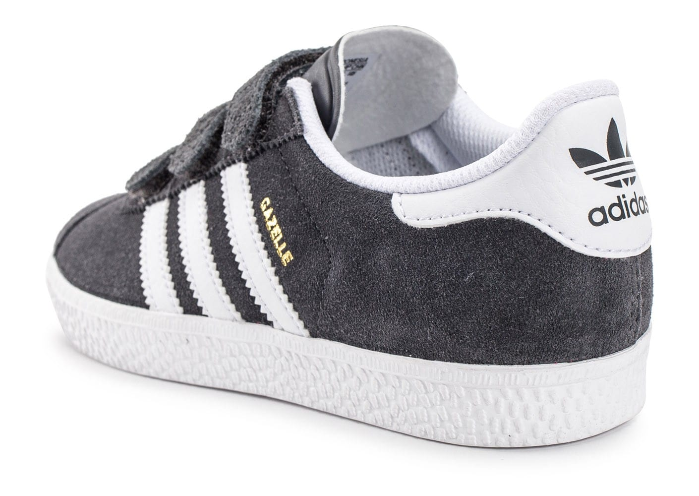 competitive price 94981 98476 Adidas Gazelle 2 Chausport Enfant Chaussures Cf Grise 8OHpr8x
