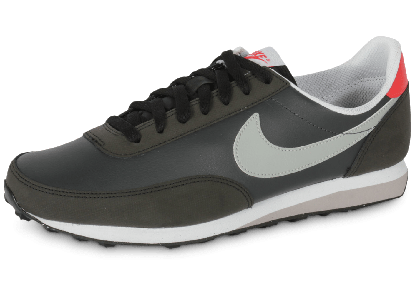Nike Elite Leather Noire Chaussures Baskets homme Chausport