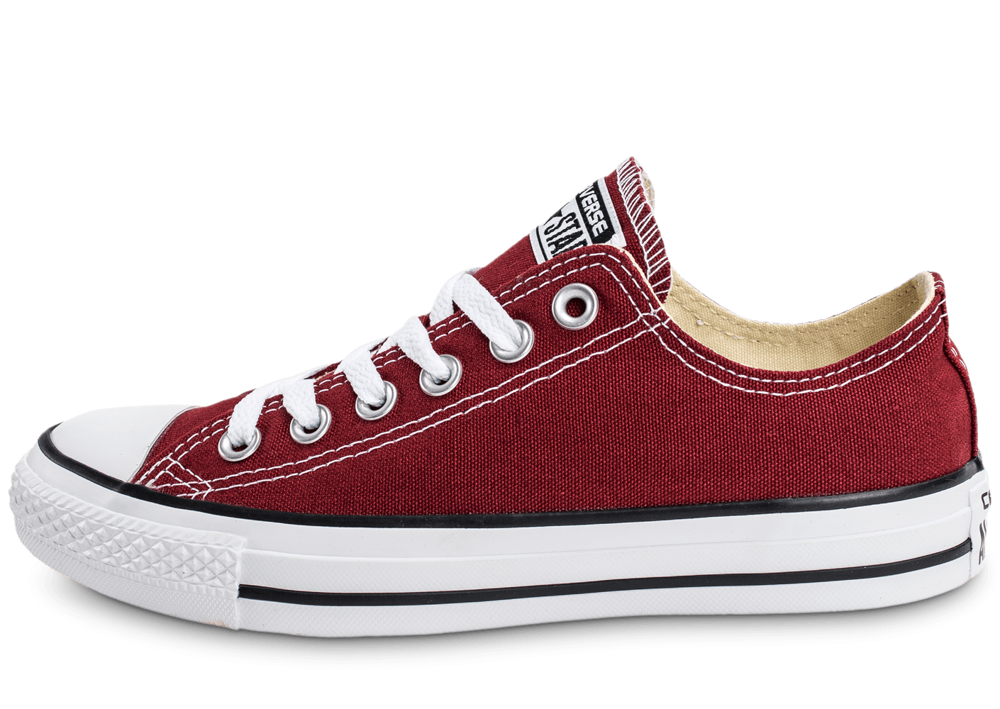 Converse Chuck Taylor All-Star Low bordeaux
