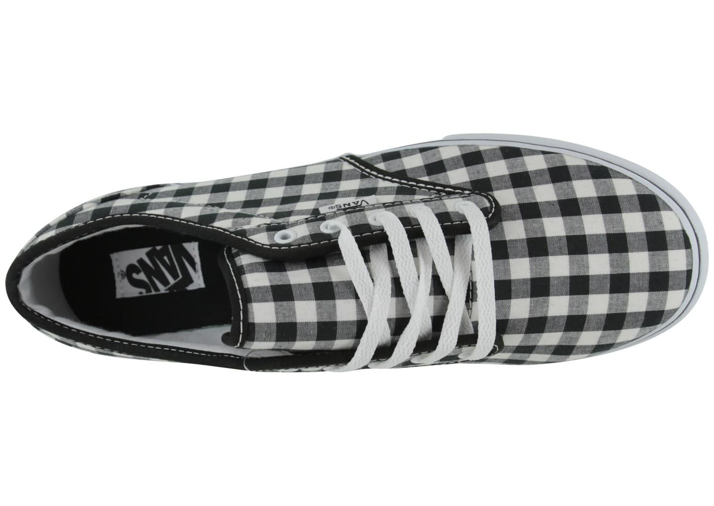 Atwood Chausport Vans Vichy Noire Chaussures rdCeWxBo