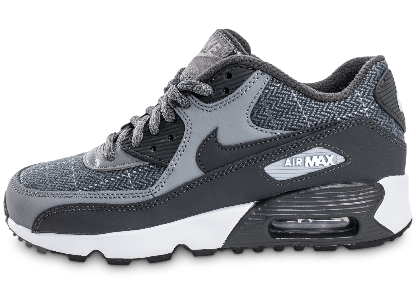 sélection premium 23ee7 92e1c Nike Air Max 90 SE Wool grise