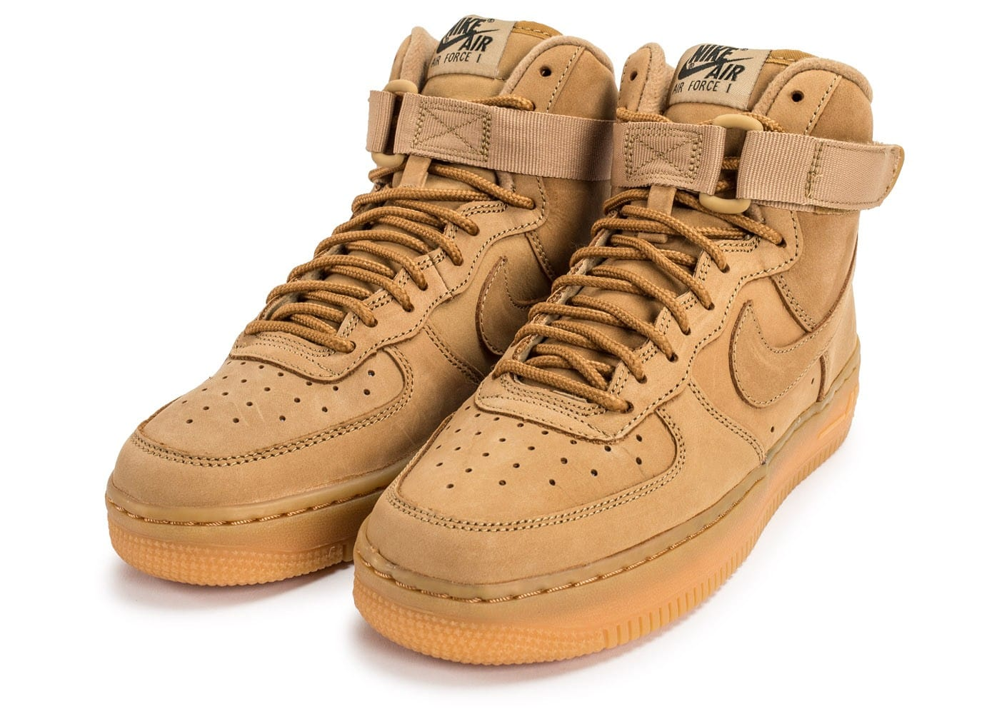 nike air force 1 moutarde