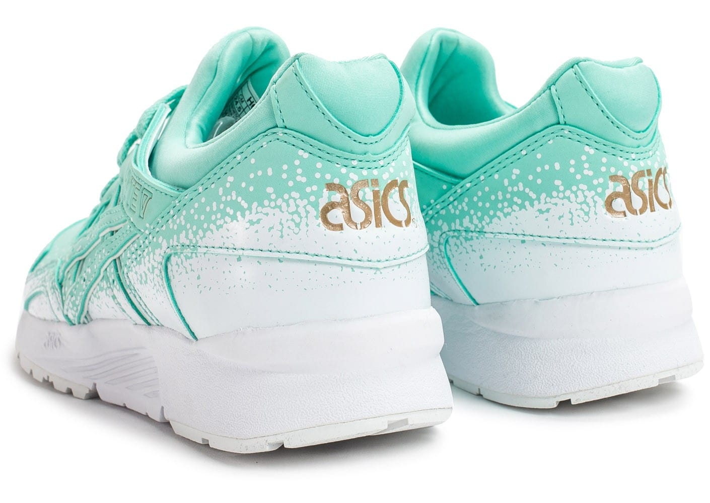 check-out b7cf6 a5419 Asics Gel Lyte V Snowflake W turquoise - Chaussures Baskets ...
