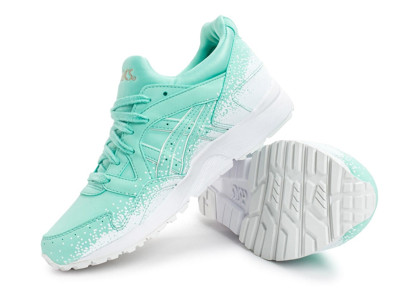 check-out 11d21 c83c2 Asics Gel Lyte V Snowflake W turquoise - Chaussures Baskets ...