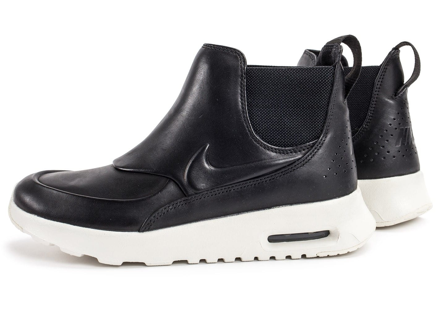 Nike Air Max Thea Mid noire Chaussures Baskets femme