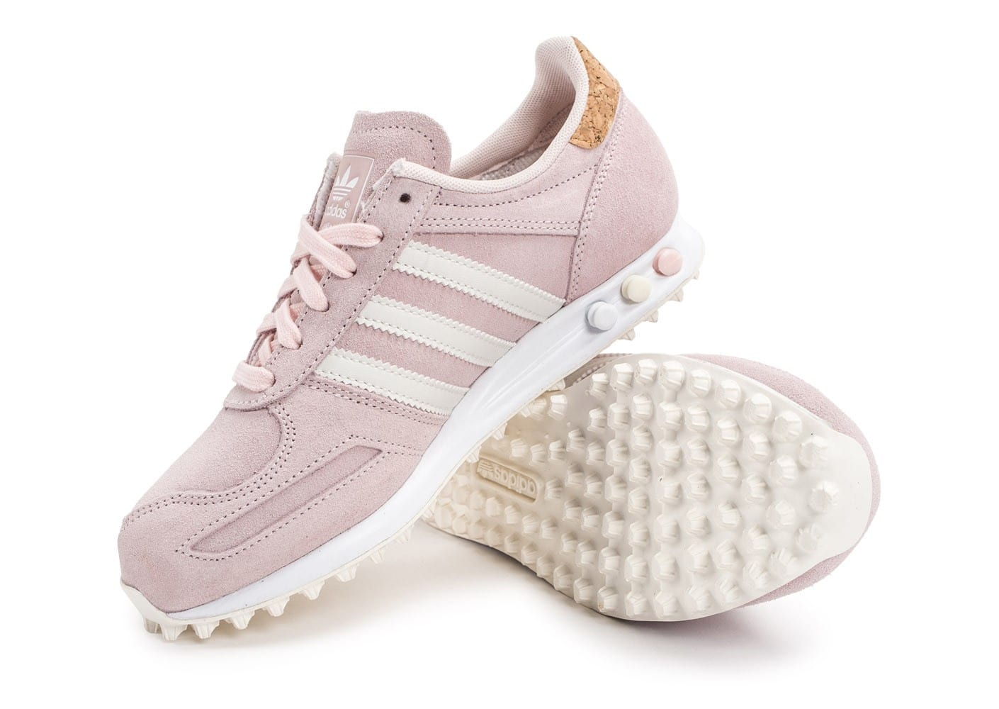 Rose Chaussures L Chausport Trainer Adidas a H29IYeDWE