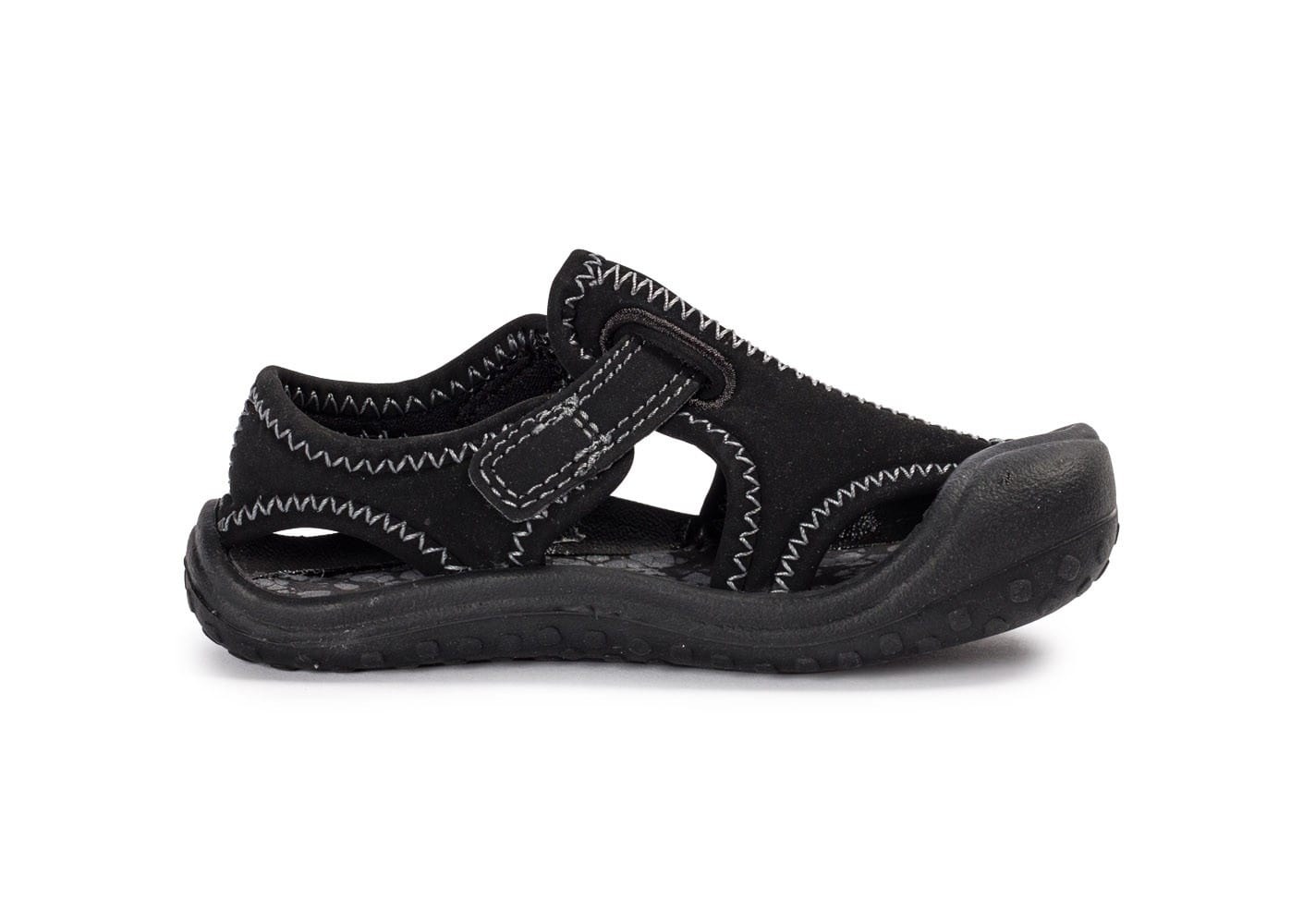 new style 44150 036d7 ... Chaussures Nike Sunray Protect noire vue dessous ...