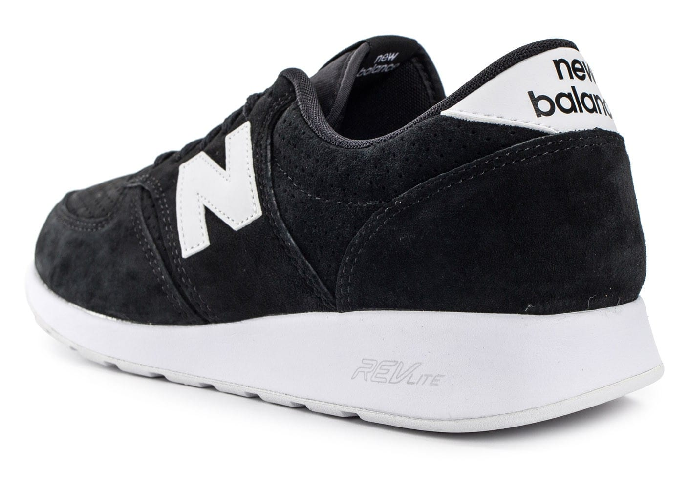 New Re Engineered Noire Baskets Homme Balance Suede 420 Chaussures qpUMzSV