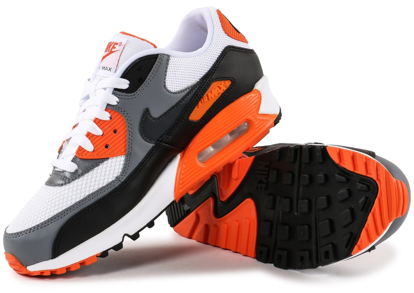air max 90 orange homme